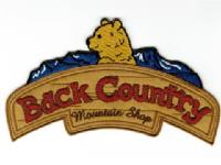 Back-Country Shop ワッペン